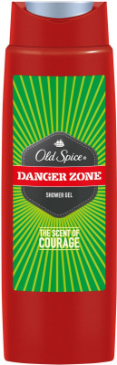 Гель для душа OLD SPICE Danger Zone 250мл